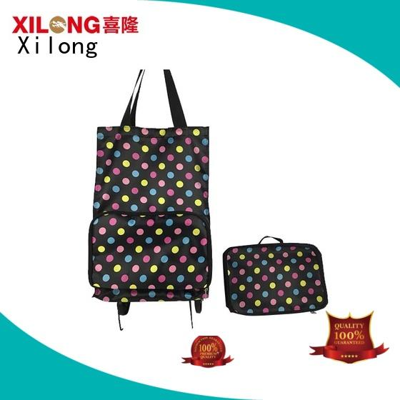 oem cheap personalized reusable shopping bags bags for women Xilong
