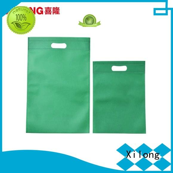 Xilong reusable tote shopping bags for business