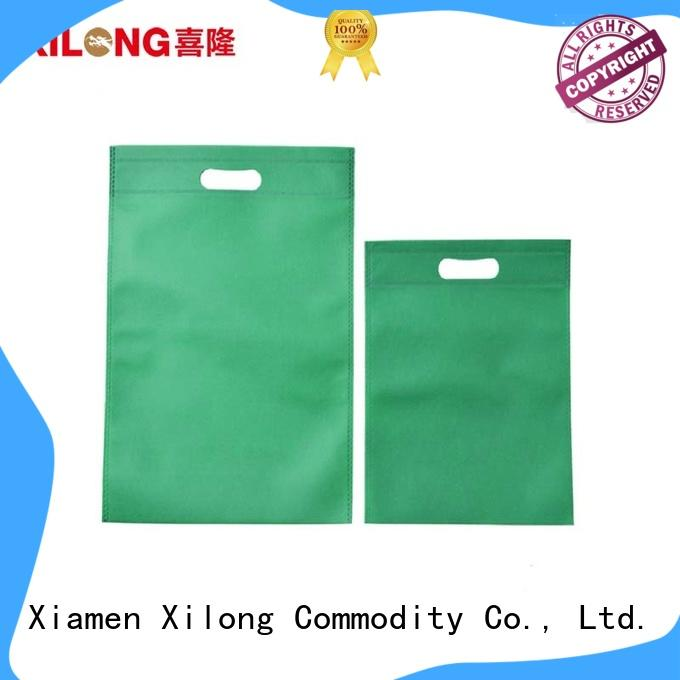promotion reusable shopping bags manufacturers factory price Xilong