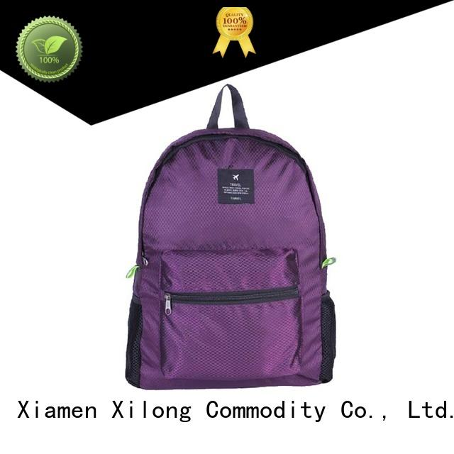 Xilong light foldable day backpack reasonable price