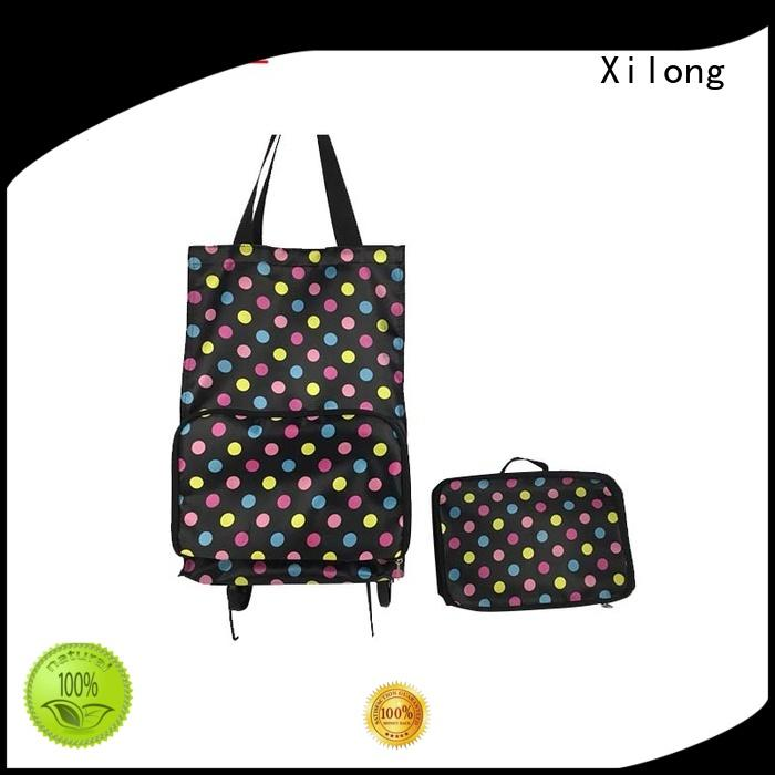 cart portable shopping trolley bag for wholesale for ladies