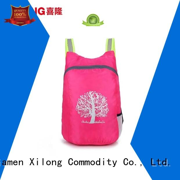Xilong outdoor oem backpack reasonable price for tour