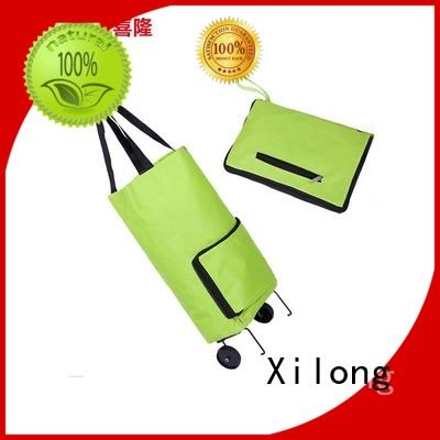 Xilong cheap custom shopping bags Supply