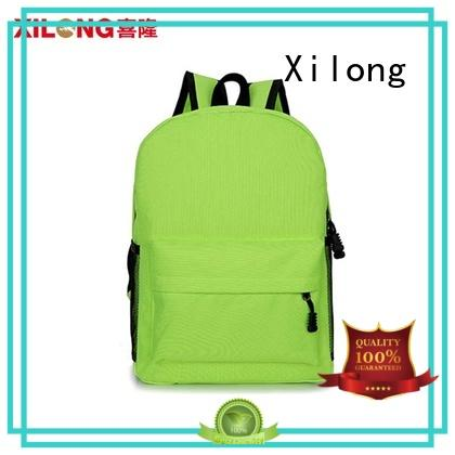 Xilong on-sale good backpacks for school favorable price for high school