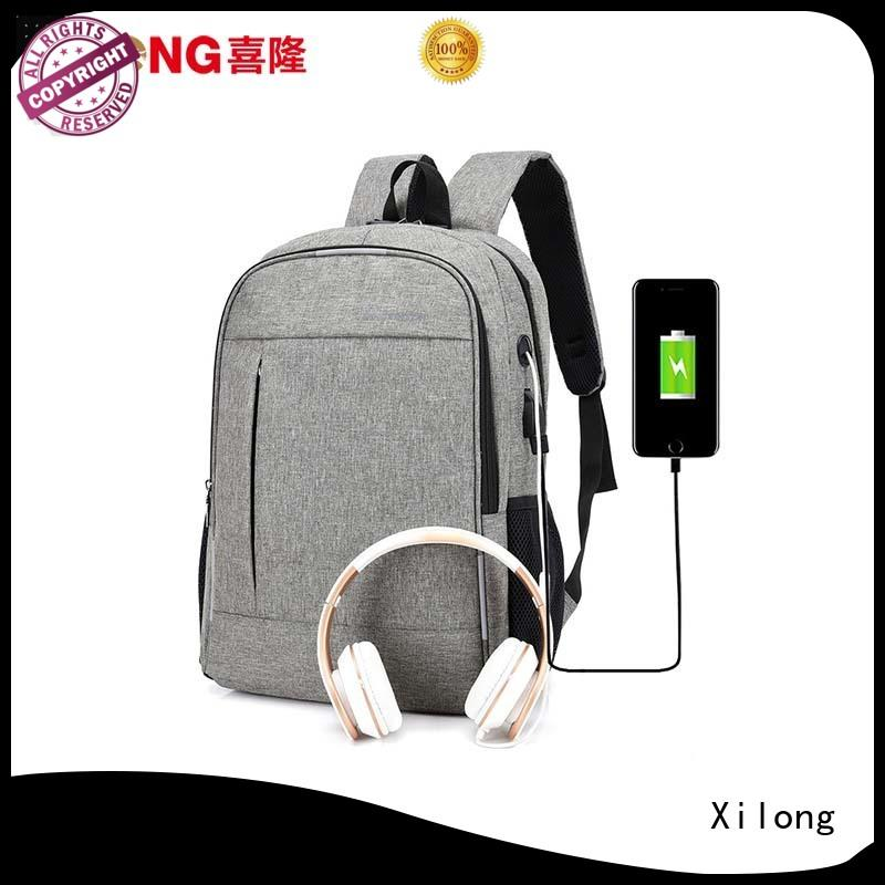 Xilong Latest best computer backpack company