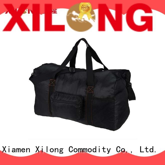 Xilong Custom customize duffle bags for business