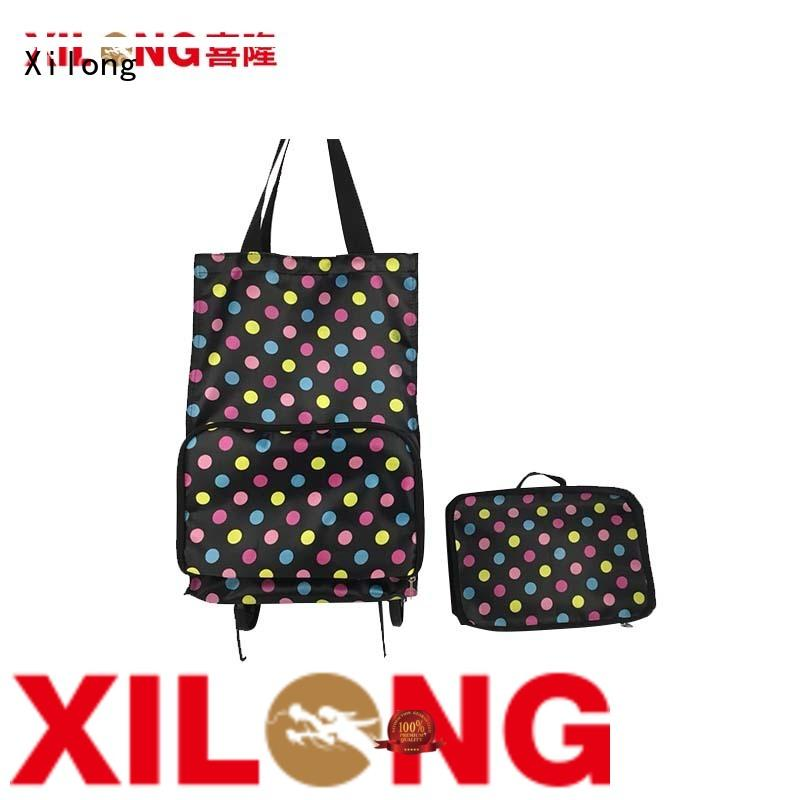 Xilong custom shopping totes company