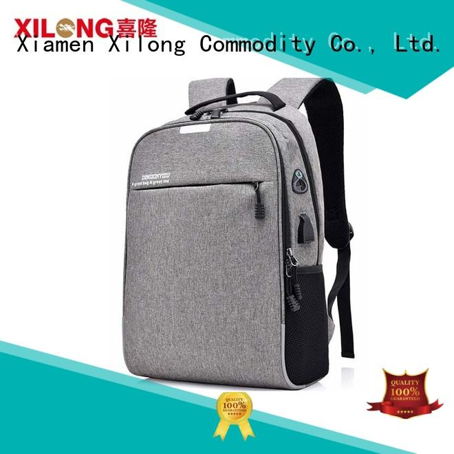 durable custom embroidered laptop bags port for travel