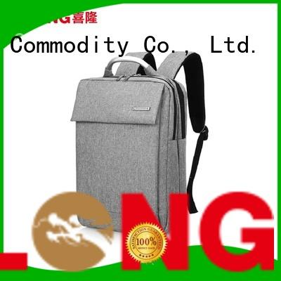 Xilong notebook backpack factory