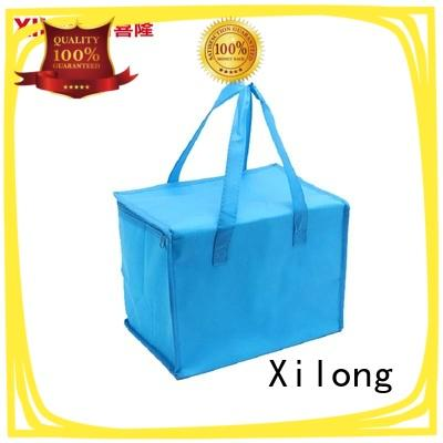 Xilong non custom lunch tote bag for storage
