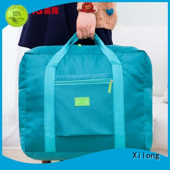 foldable customize your own duffel bag supplier for sport Xilong