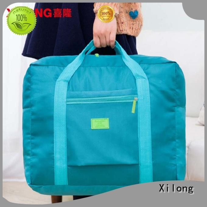 bag custom sports duffle bags for travel Xilong