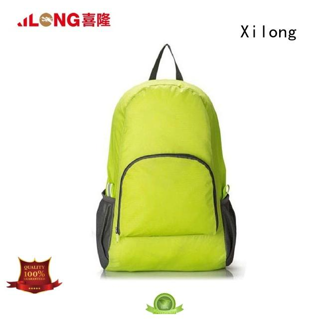 travelling foldable backpack canada best quality for tour Xilong