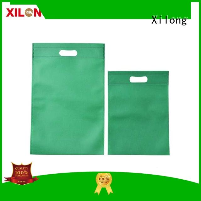 Xilong woven small shopping bags factory price for students