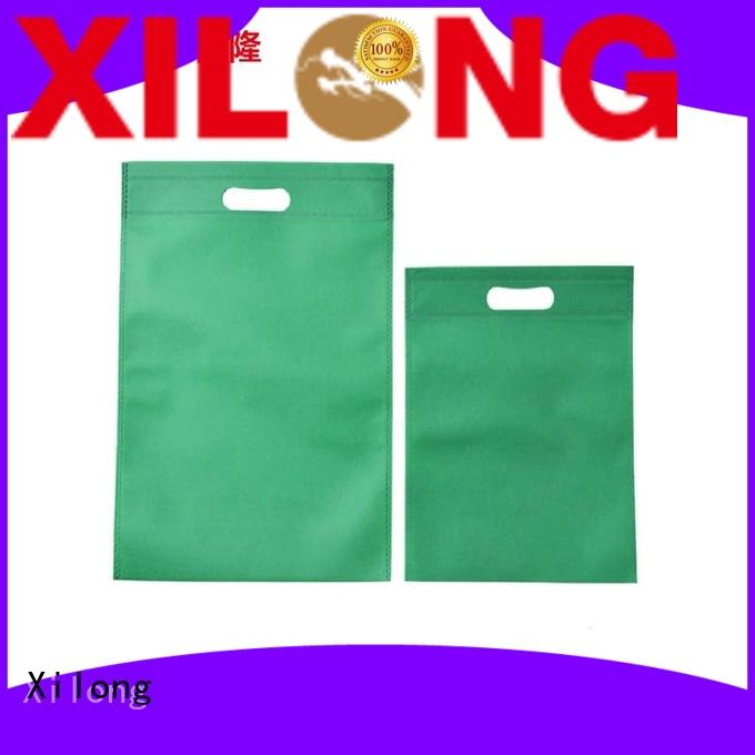Xilong bags folding shopping bag manufacturers factory price for travel
