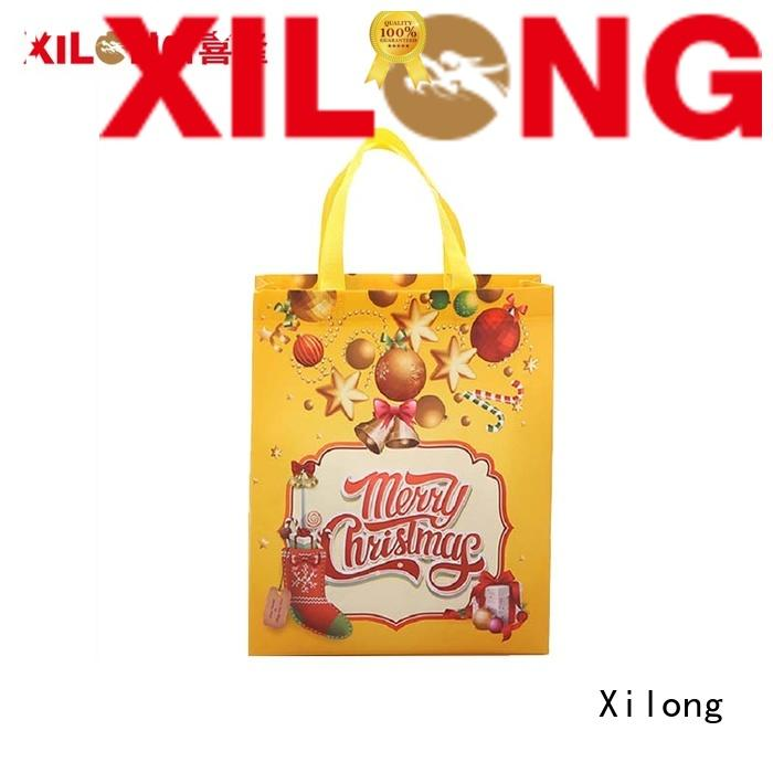Xilong eco-friendly small shopping bags heat for hiking