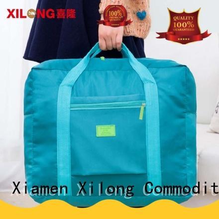 custom made duffel bags polyester for sport Xilong