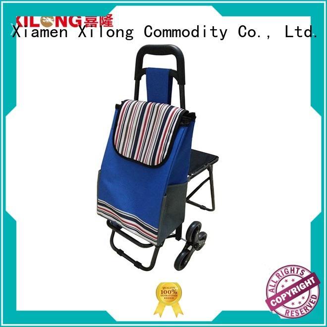 Xilong shopping shopping bag company laminated for women
