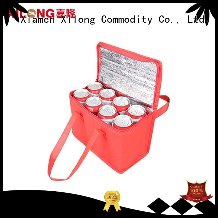 Custom aluminium foil food cooler Insulated bag