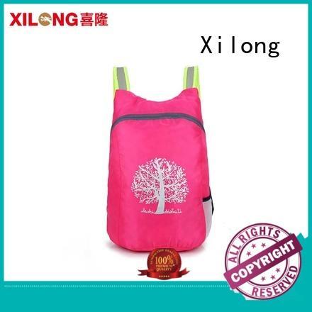 light lightweight folding travel backpack reasonable price for travel Xilong