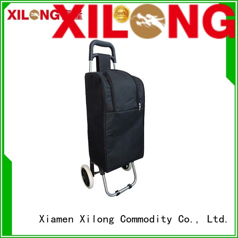 Xilong personalized rolling cooler for travel