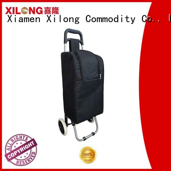 cool insulated cooler bags wholesale wheel for girls Xilong