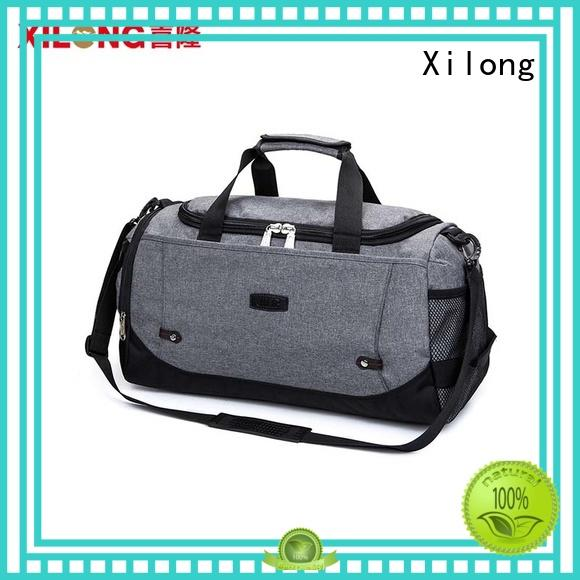 Xilong custom best duffel bag supplier for travel