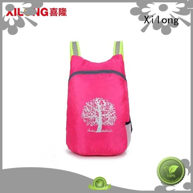 foldable lightweight foldable rucksack reasonable price duffle Xilong