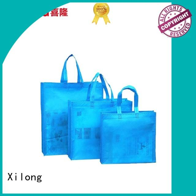 Xilong eco-friendly china shopping bag manufacturer wholesale now for hiking