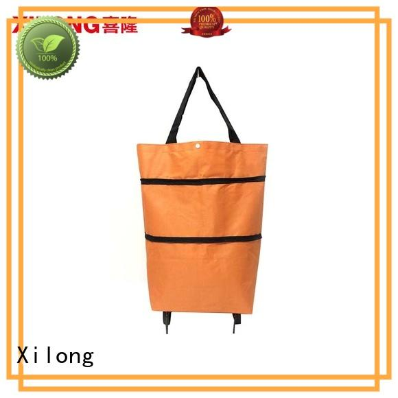 on-sale fold up shopping trolley with wheels market for wholesale for ladies