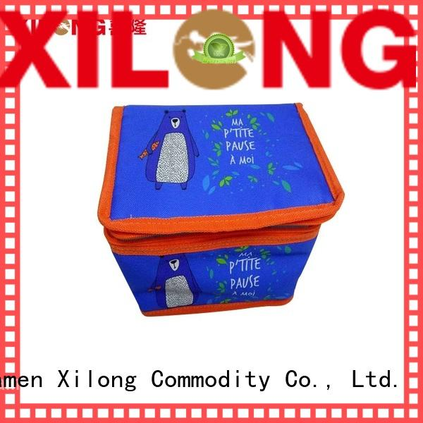 Xilong personalized insulated tote Supply