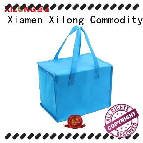 Xilong personalized cooler tote manufacturers