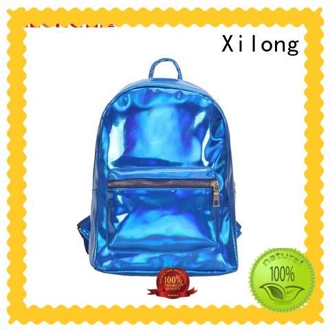 Xilong cool kids backpacks for school custom for high school