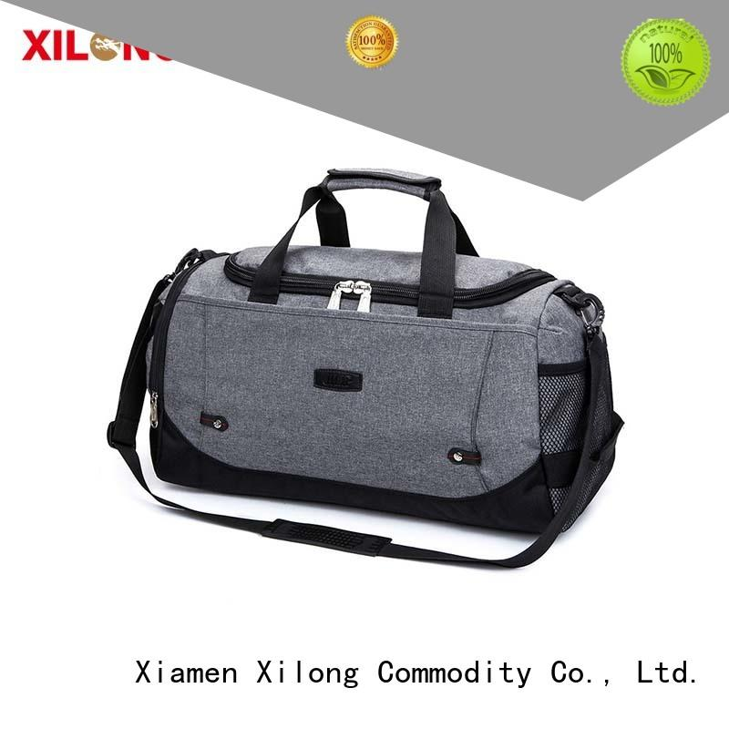 Xilong logo mini duffle bags wholesale factory price for sport