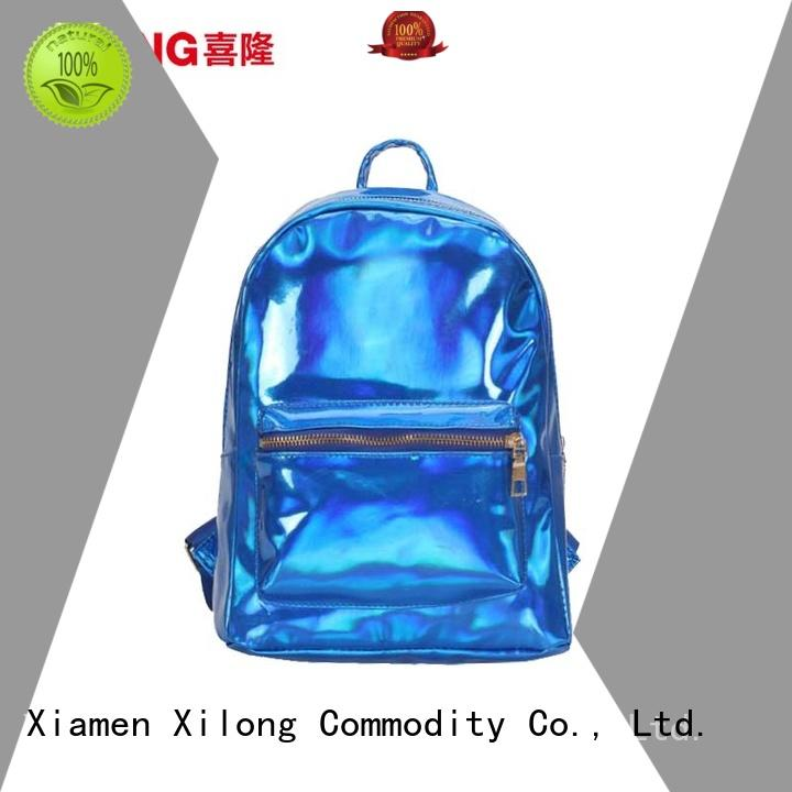 Xilong bag personalized backpacks school favorable price