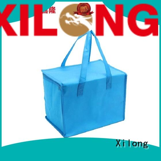 Xilong non insulated cooler tote bag for shopping