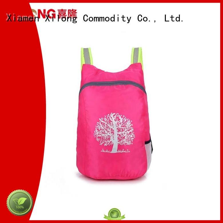Xilong small foldable bike backpack best quality