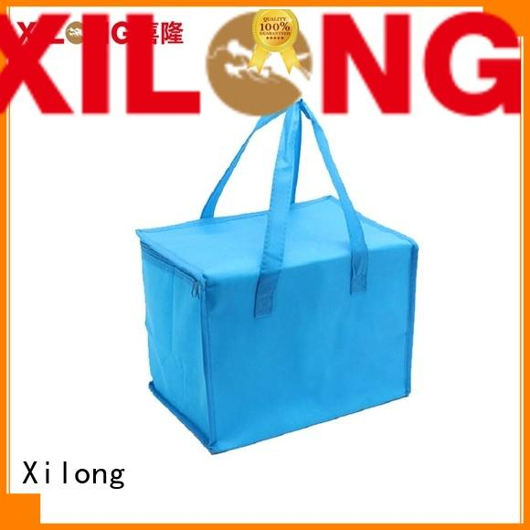 food personalized cooler tote picnic foil