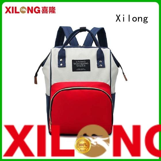 bag wholesale diaper bags backpack for baby Xilong
