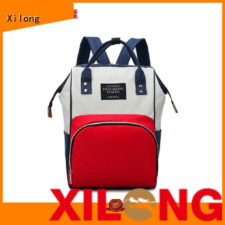 High-quality baby diaper backpack Suppliers