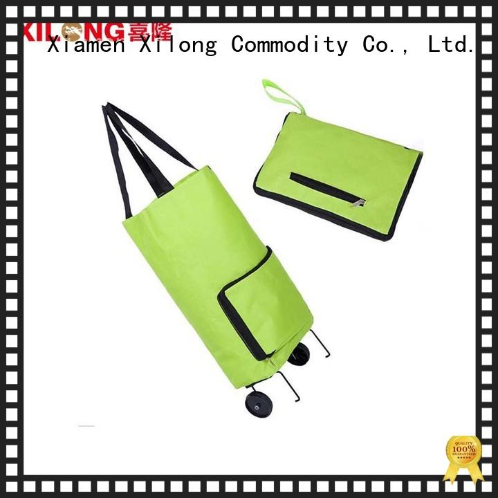 Xilong at discount shopping cart trolley bags for wholesale for ladies