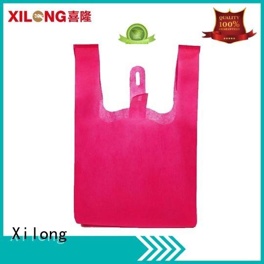 Xilong Christmas waterproof shopping bag factory price for trip