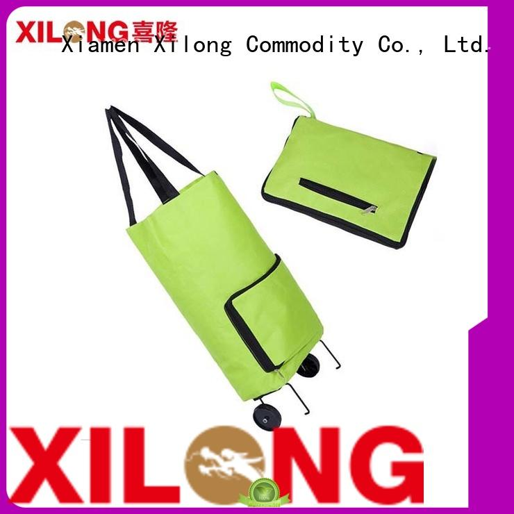 Xilong custom shopping bag factory