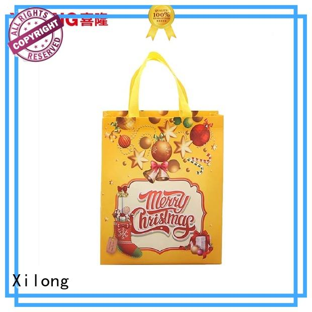 Xilong reusable eco friendly shopping bags wholesale now