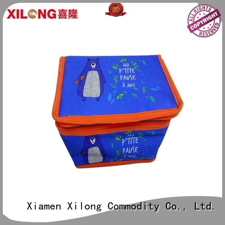 personalized lunch tote insulated for shopping Xilong