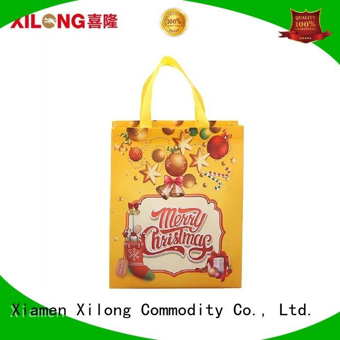 Xilong bags reusable shopping totes wholesale now
