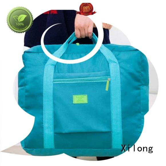 traveling mens small duffle bag factory duffle Xilong