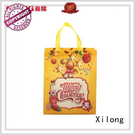 Xilong ecofriendly canvas shopping tote free sample for hiking