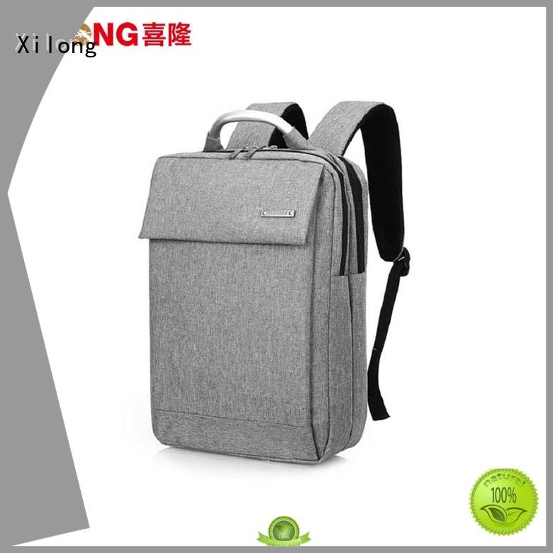 Xilong professional laptop backpack Suppliers