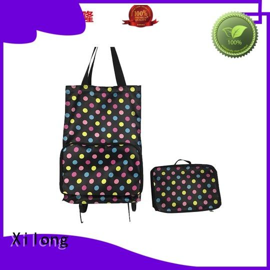 Xilong on trendy shopping trolley for wholesale for women